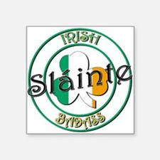 Irish Badass Sticker
