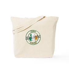 Irish Badass Tote Bag
