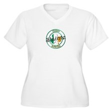 Irish Badass Plus Size T-Shirt