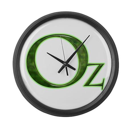 Oz Large Wall Clock