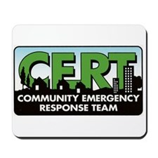 Community Emergency Response  Mousepad