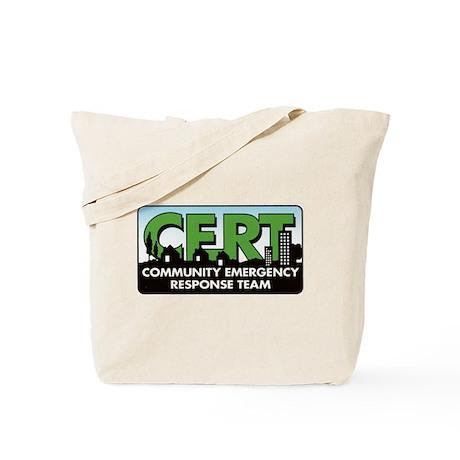 Community Emergency Response Tote Bag