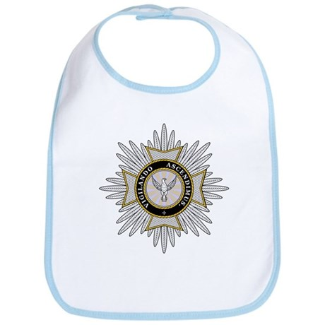 White Falcon Star Bib