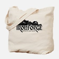 City of Ironforge Silhouette Tote Bag