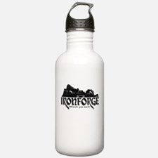 City of Ironforge Silhouette Water Bottle