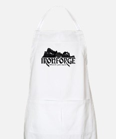 City of Ironforge Silhouette Apron