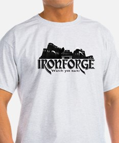 City of Ironforge Silhouette T-Shirt