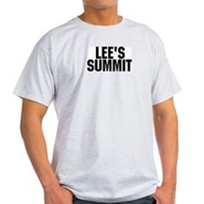 Lee's Summit, Missouri Ash Grey T-Shirt