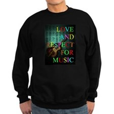KuuMa Guitar Love 06 Sweatshirt