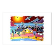Dwelling Places Postcards (Package of 8)
