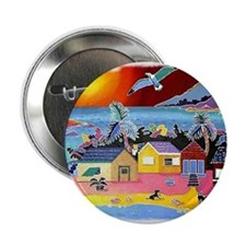 """Dwelling Places 2.25"""" Button (100 pack)"""