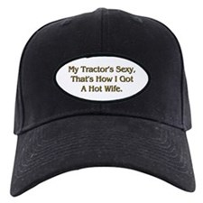 Sexy Tractor Hot Wife Baseball Hat