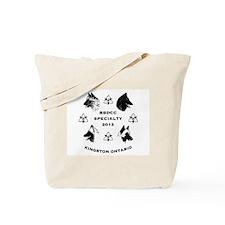 specialty logo Tote Bag