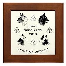 specialty logo Framed Tile