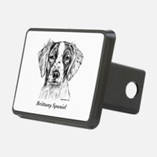 Brittany Spaniel Hitch Cover
