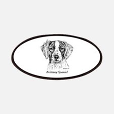 Brittany Spaniel Patches