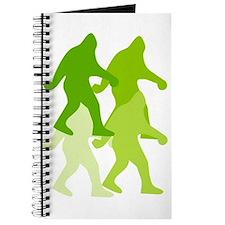 Mossy Bigfoot Journal