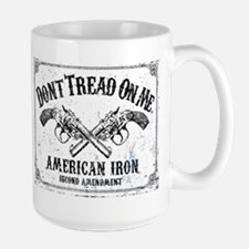 DONT TREAD ON ME GUNS Mug