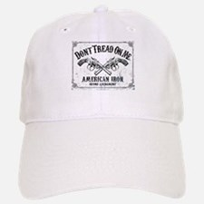 DONT TREAD ON ME GUNS Baseball Baseball Baseball Cap