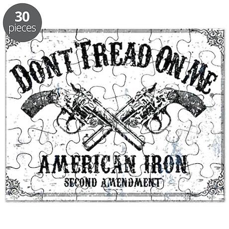 DONT TREAD ON ME GUNS Puzzle