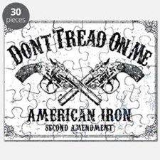 DONT TREAD ON ME GUNS Puzzle