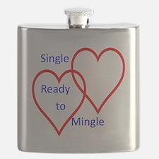 Single ready to mingle Flask