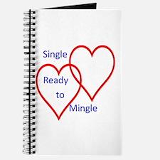 Single ready to mingle Journal
