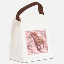 Horses of the Year 1887-2012 Canvas Lunch Bag