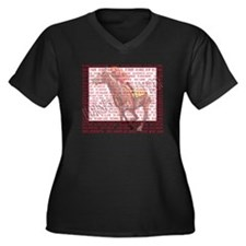 Horses of the Year 1887-2012 Plus Size T-Shirt