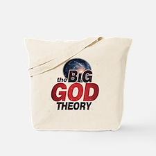 The BiG God Theory Tote Bag