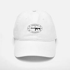 I Think, Therefore I Am Armed Baseball Baseball Baseball Cap