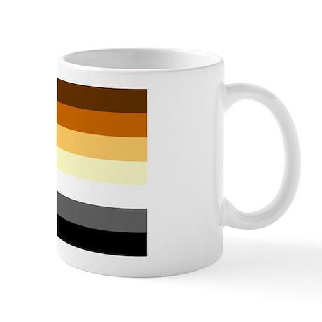 Bear Paw Flag Mug