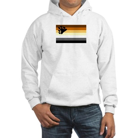 Bear Paw Flag Hooded Sweatshirt