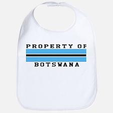 Property Of Botswana Bib