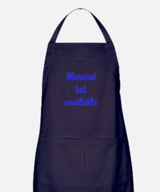 Married but available Apron (dark)