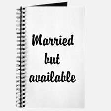 Married but available Journal