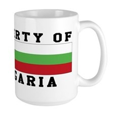 Property Of Bulgaria Mug