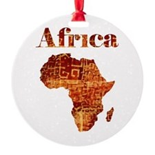 Ethnic Africa Ornament