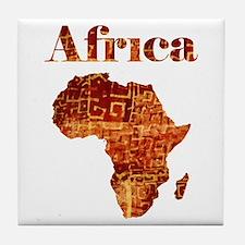 Ethnic Africa Tile Coaster