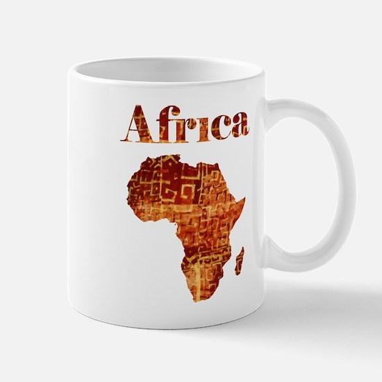Ethnic Africa Mug