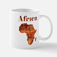 Ethnic Africa Small Small Mug