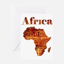 Ethnic Africa Greeting Cards (Pk of 20)