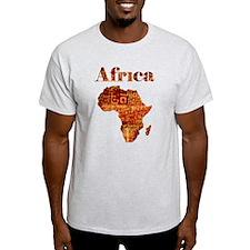 Ethnic Africa T-Shirt