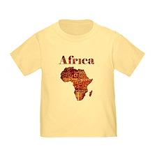 Ethnic Africa T