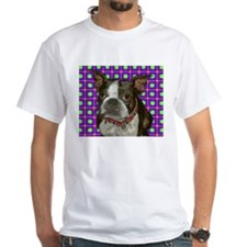 Pop Art Boston Terrier Shirt