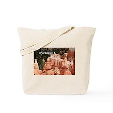 Bryce Canyon, Utah 3 (caption) Tote Bag