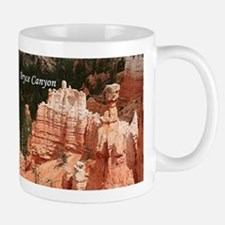 Bryce Canyon, Utah 3 (caption) Mug