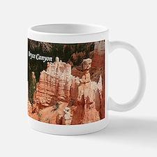 Bryce Canyon, Utah 3 (caption) Small Small Mug
