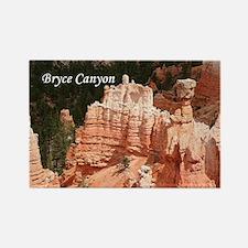 Bryce Canyon, Utah 3 (caption) Rectangle Magnet