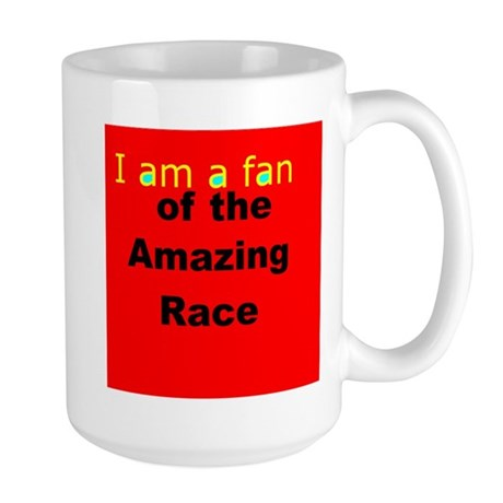 "Fans and Friends of the ""AmazingRaceTV"" Mug"